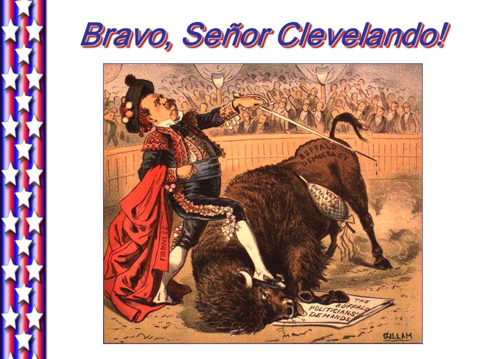 Bravo, Señor Clevelando!