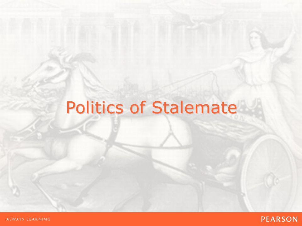 Politics of Stalemate