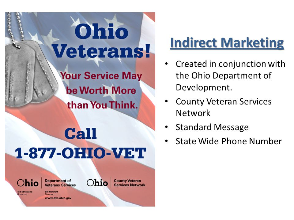 Created in conjunction with the Ohio Department of Development.