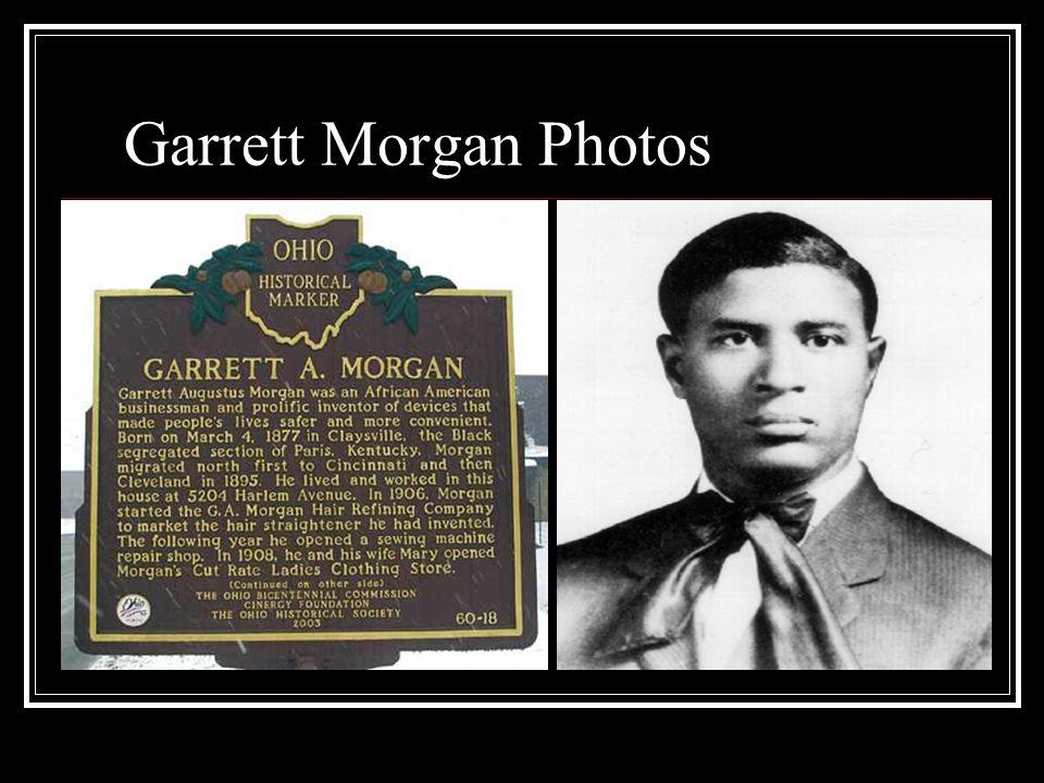 Garrett Morgan Photos