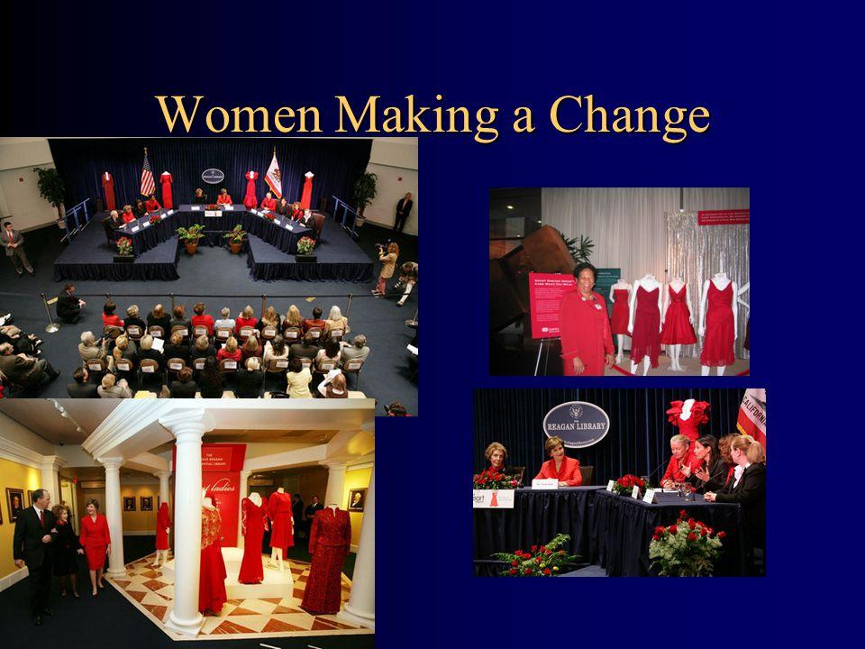 Women Making a Change
