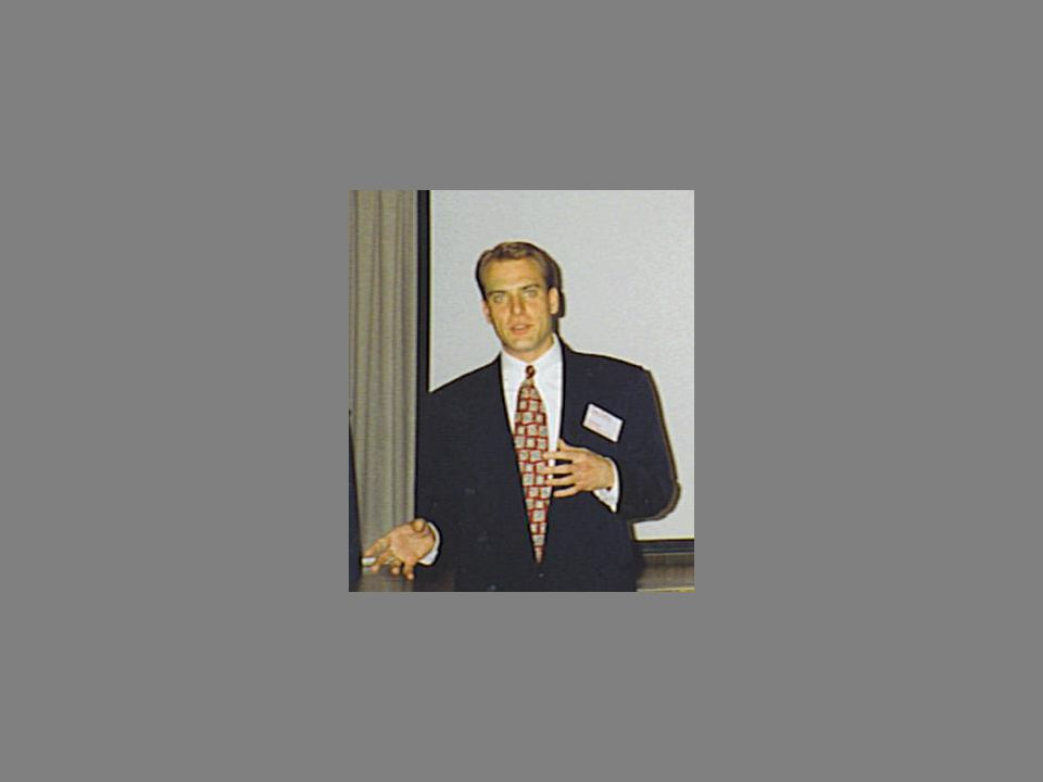 5 th Annual Severe Weather Symposium April 27 th, 2001 Dale W.