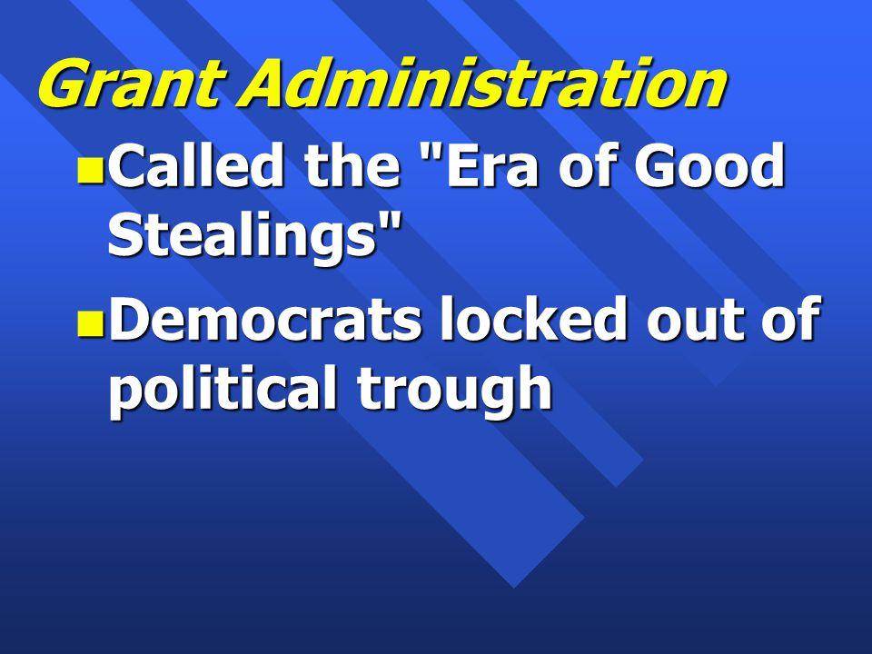 n 1 st Billion Dollar Congress then began to pass legislation –1 st to pass over a billion dollars in peacetime