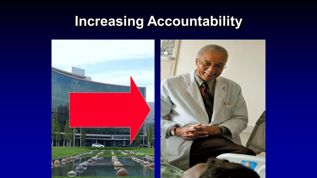 Increasing Accountability
