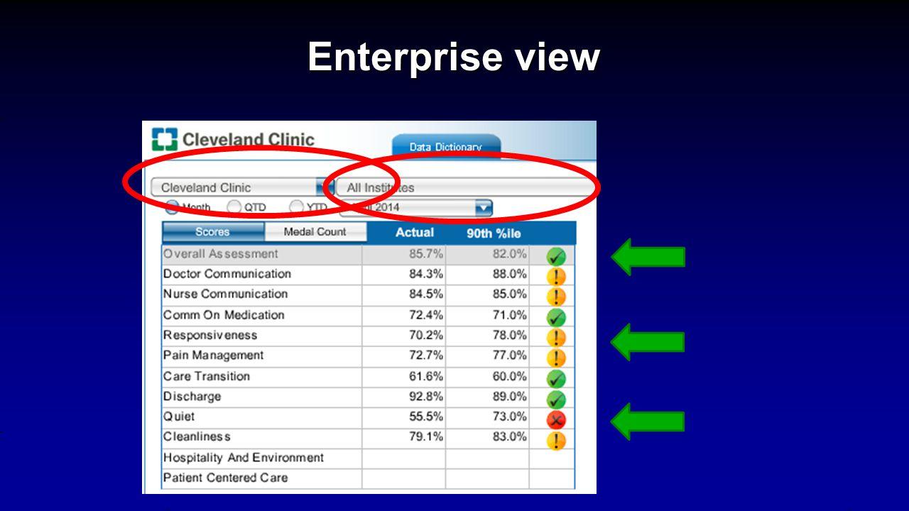 Enterprise view