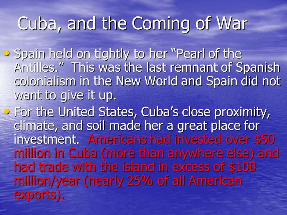 Cuba If Spain refused to sell, Pierce was prepared to take Cuba by force and make it a slave state.