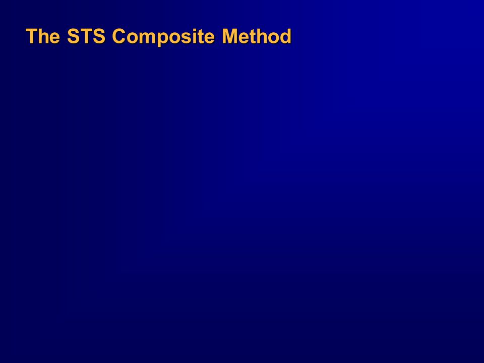 The STS Composite Method