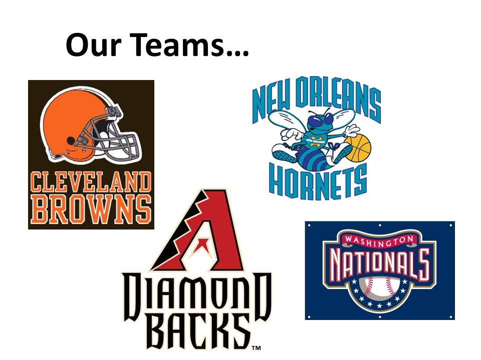 Our Teams…