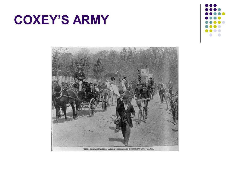 COXEY'S ARMY