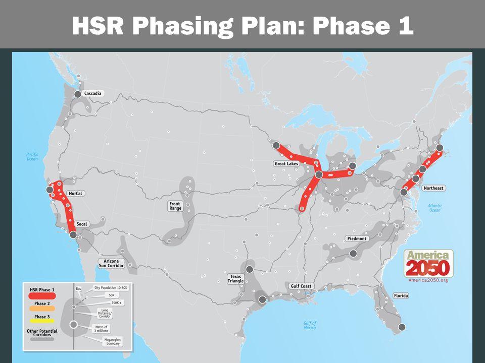 17 HSR Phasing Plan: Phase 1