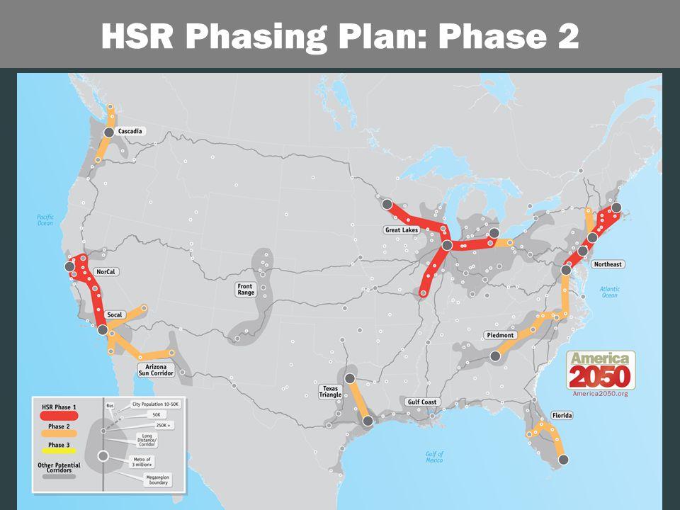 18 HSR Phasing Plan: Phase 2