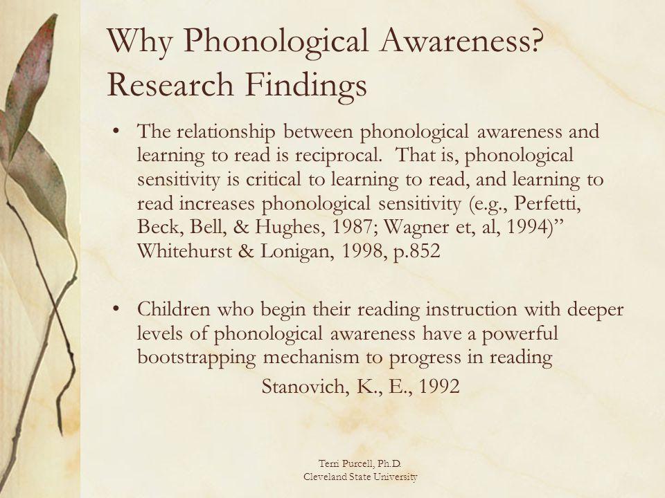 Terri Purcell, Ph.D.