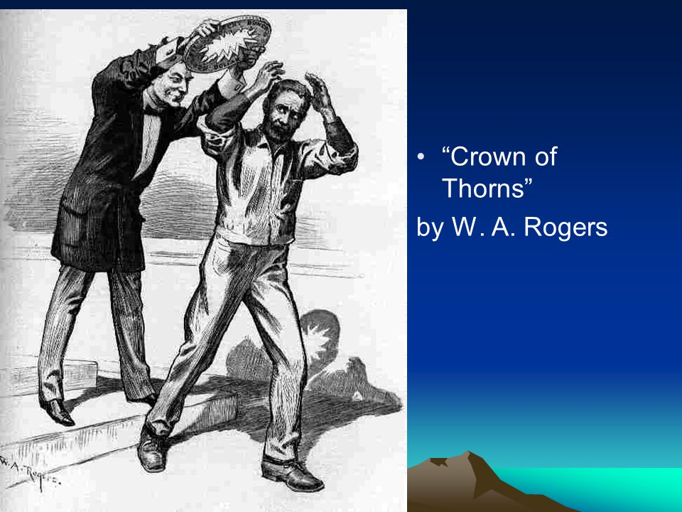 Crown of Thorns by W. A. Rogers