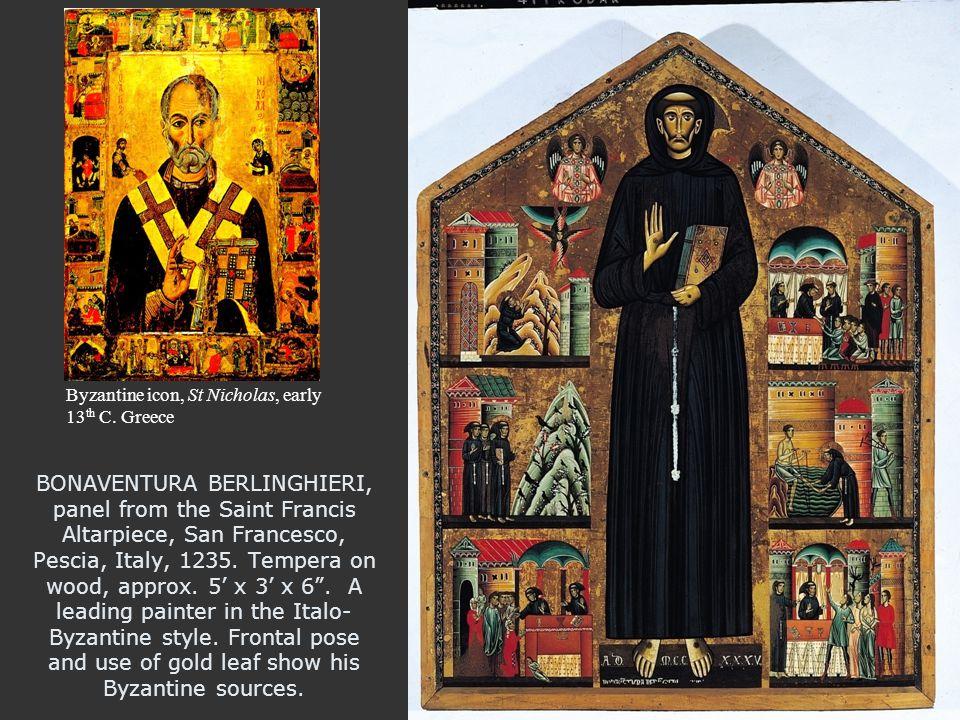 Anonymous Byzantine artist, Lamentation over the Dead Christ, wall painting, Saint Pantaleimon, Nerezi, Macedonia, 1164.