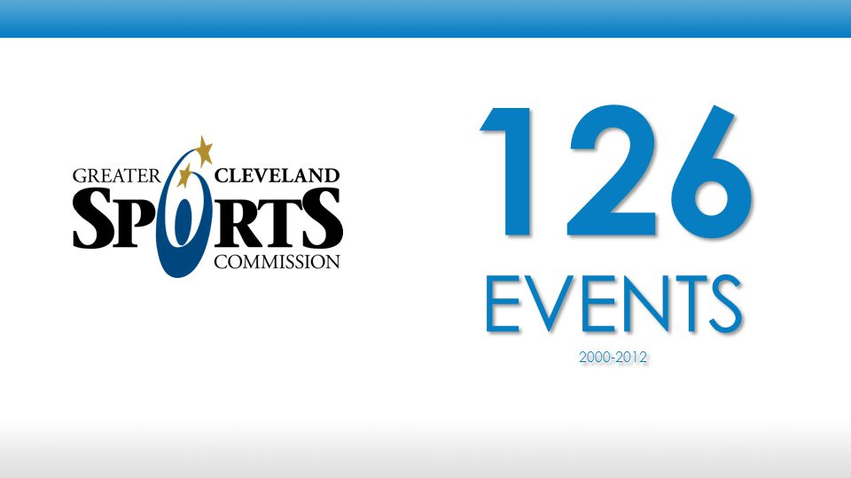 126 EVENTS 2000-2012 126 EVENTS 2000-2012