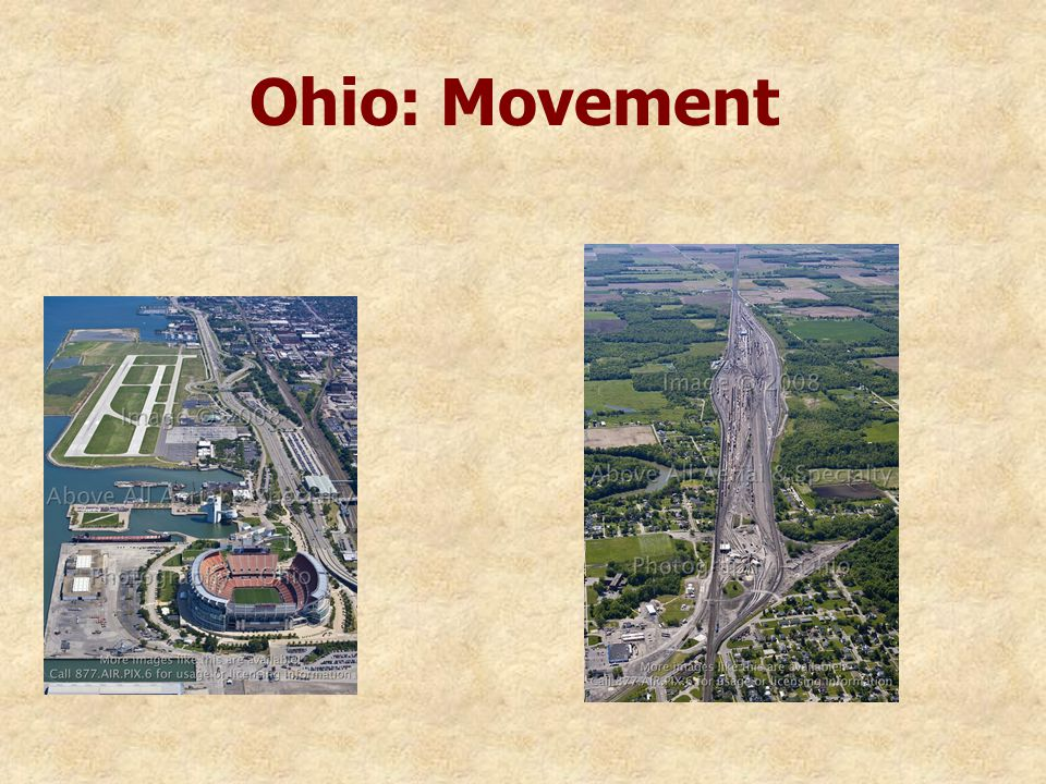 Ohio: Movement