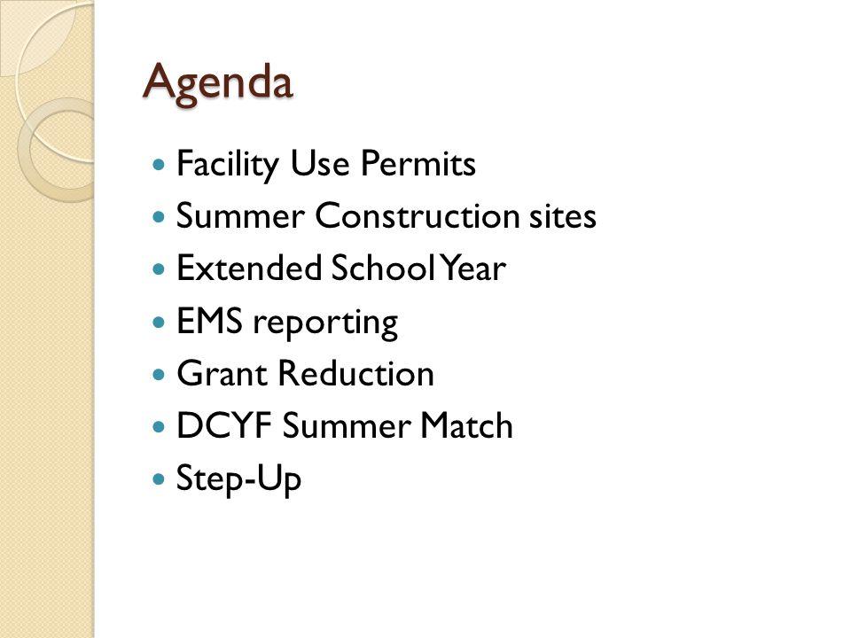 DCYF Summer Match Funding DCYF summer match amount is pending.
