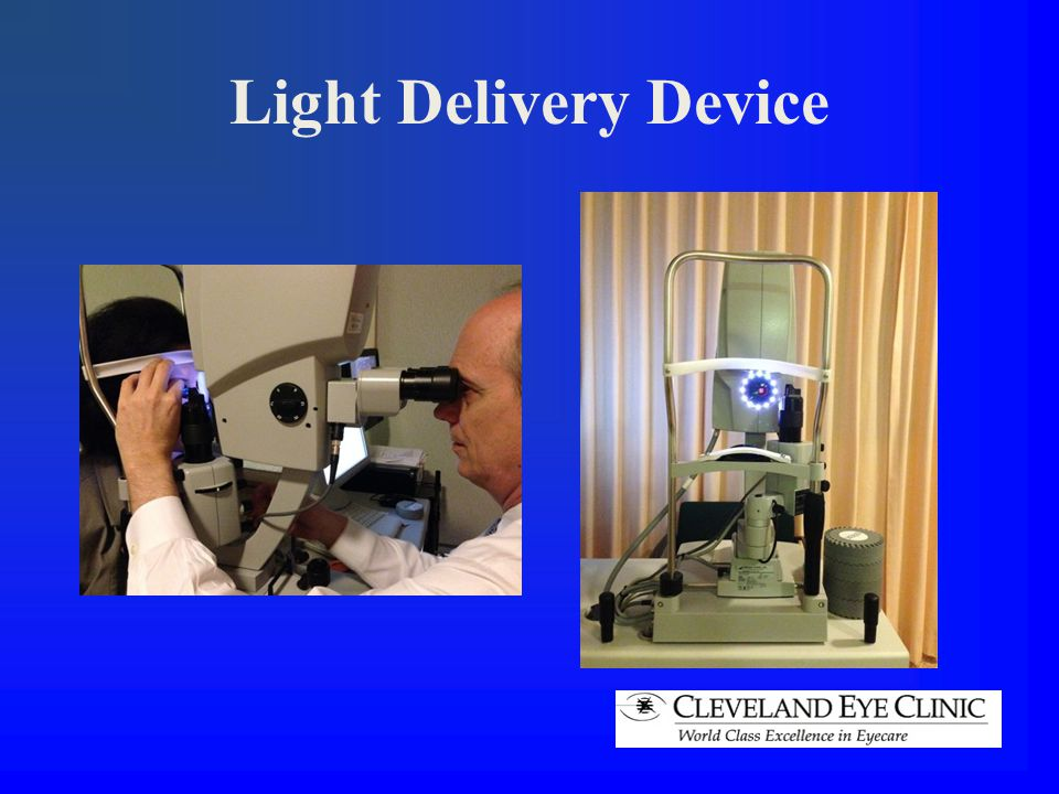 Light Delivery Device