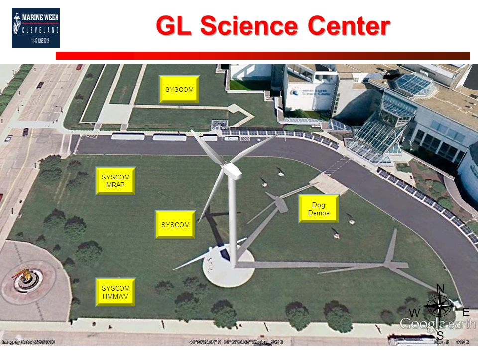 GL Science Center 5 SYSCOM N S W E