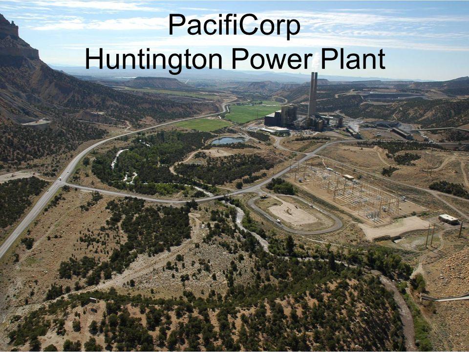 PacifiCorp Huntington Power Plant