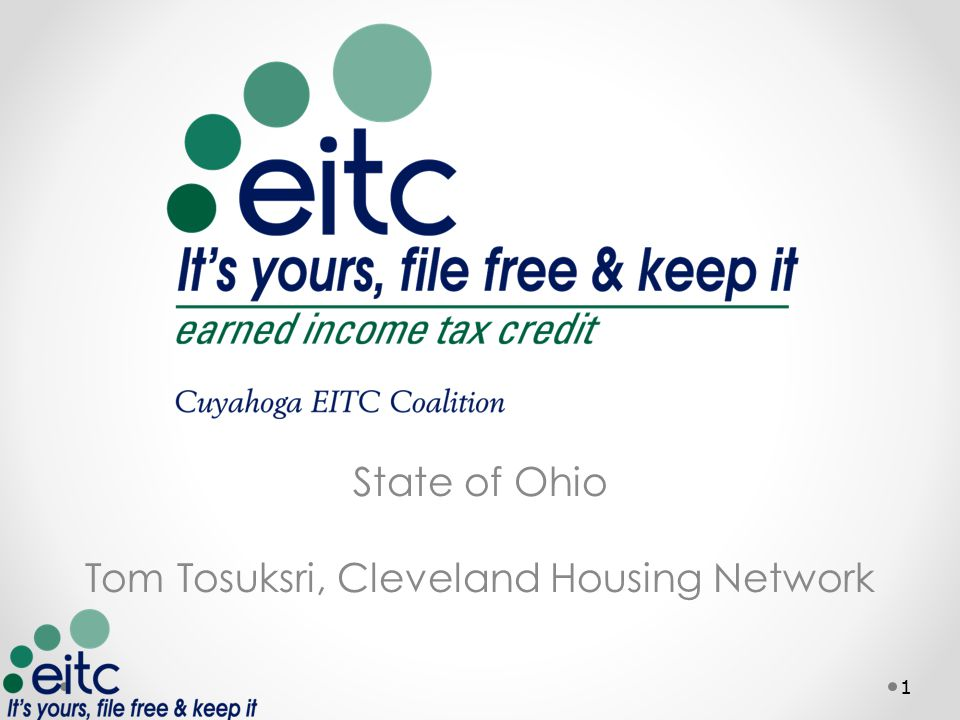 Ohio Return Any taxpayers living in or working in Ohio during any part of the tax year is required to file an Ohio return Much of the Ohio return is completed off of the Federal return, so much of it is filled out through the Taxwise software More information can be found on: http://tax.ohio.gov (800) 282-1780 2