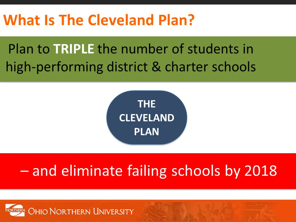 What Is The Cleveland Plan.