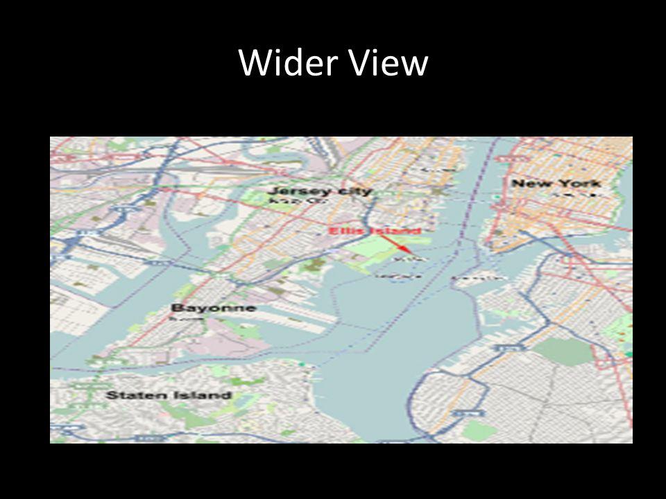 Wider View
