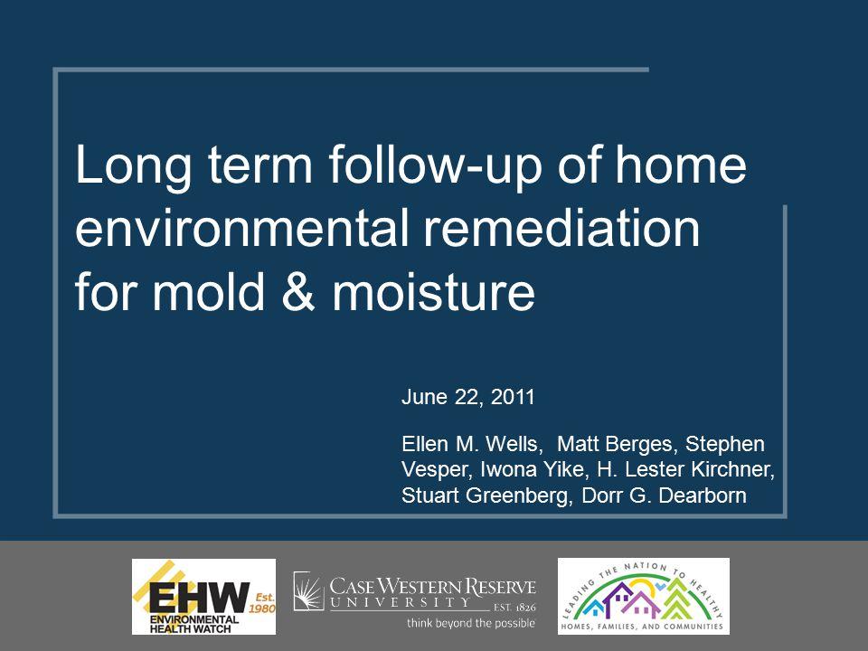 June 22, 2011 Ellen M. Wells, Matt Berges, Stephen Vesper, Iwona Yike, H.
