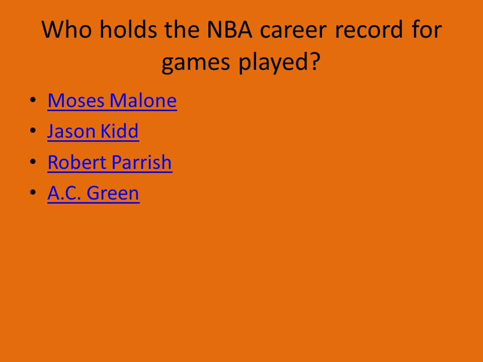 Who holds the NBA career record for points per game.