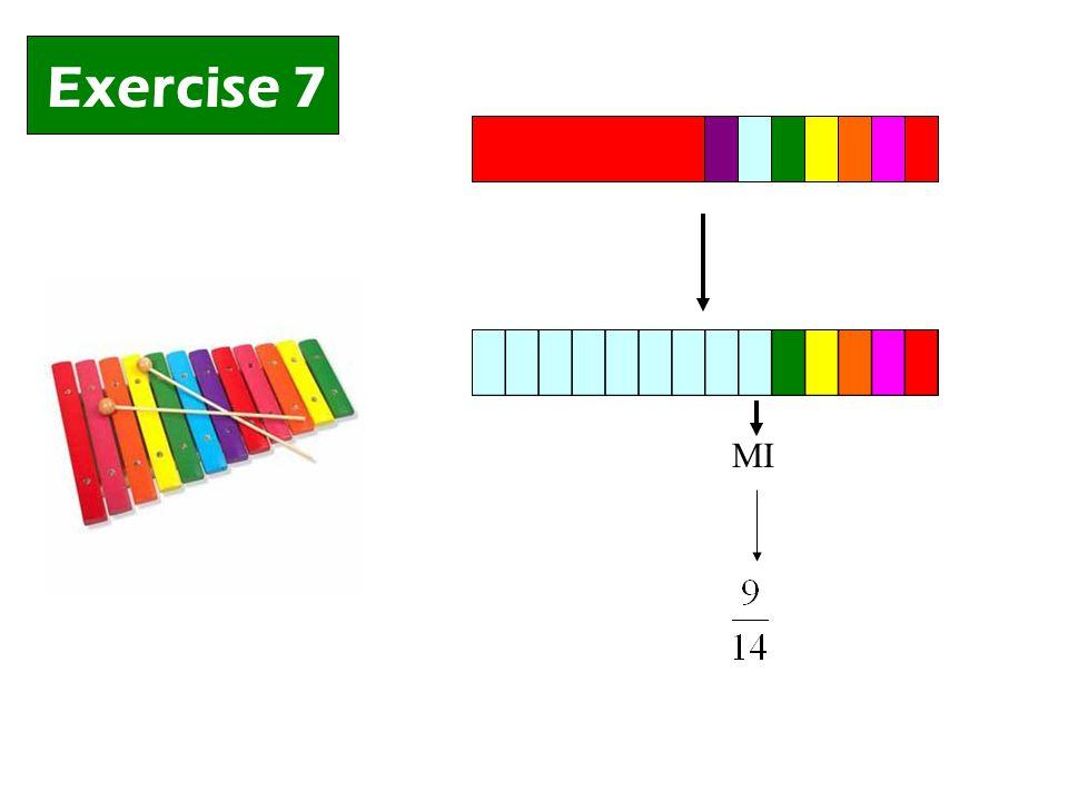 Exercise 7 MI