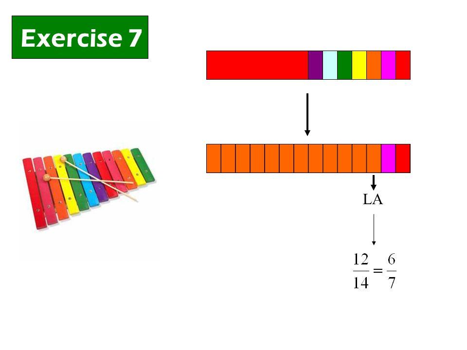 Exercise 7 LA