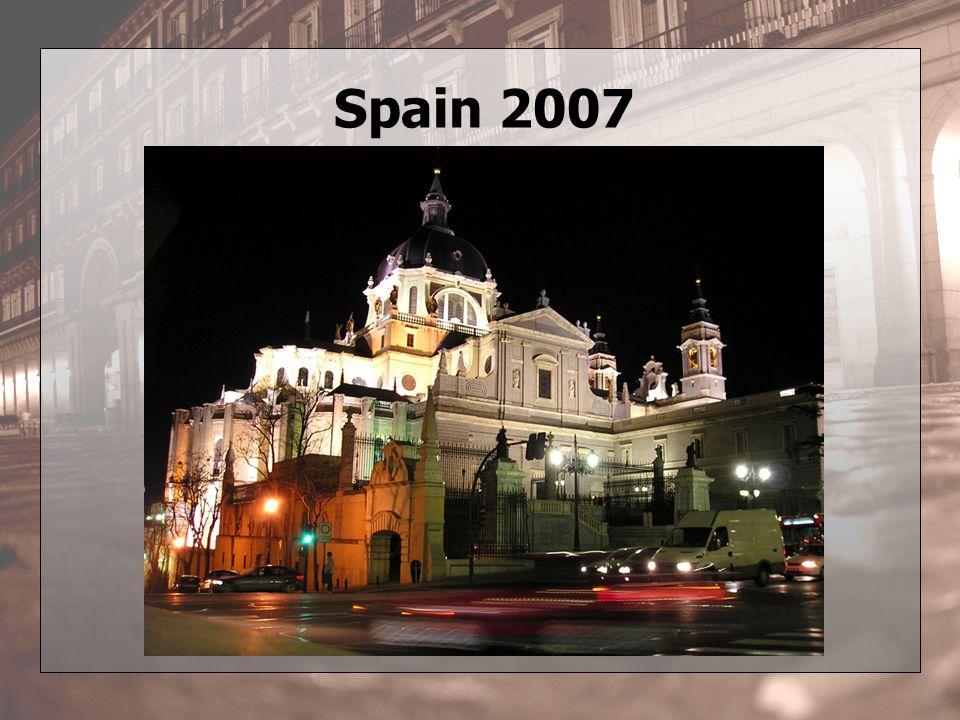 Spain 2007