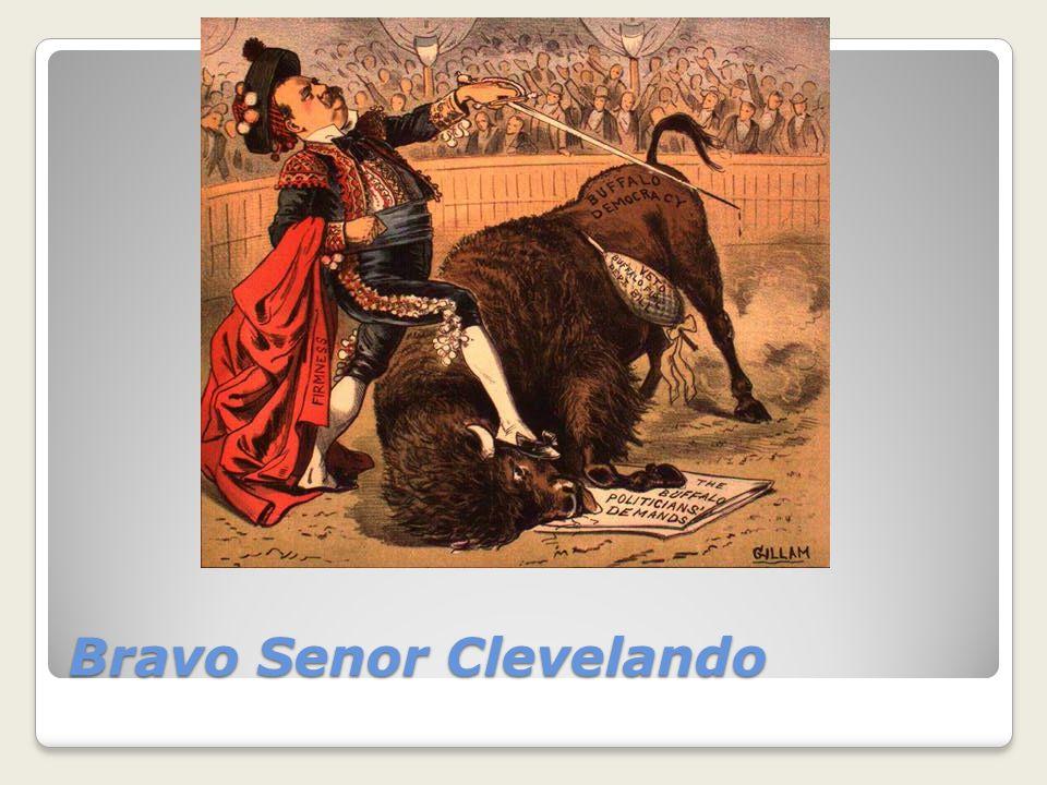 Bravo Senor Clevelando