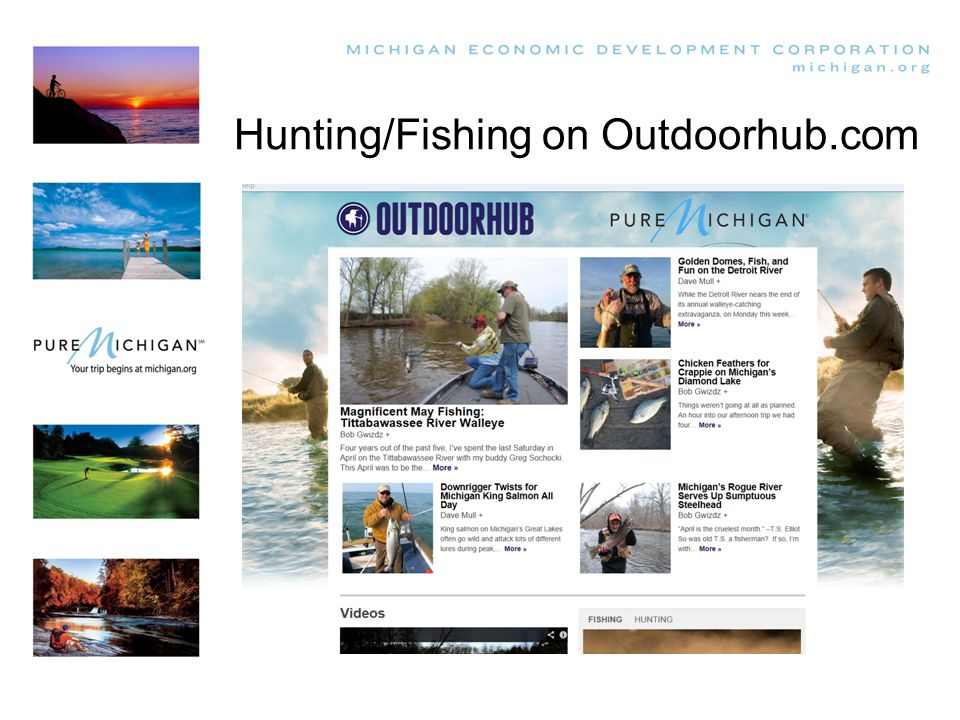 Hunting/Fishing on Outdoorhub.com
