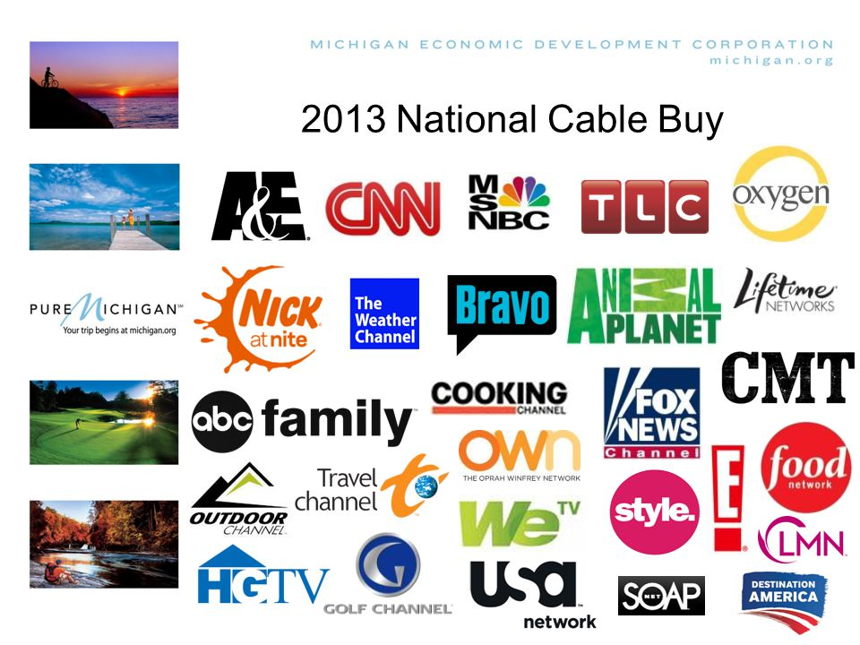 2013 National Cable Buy