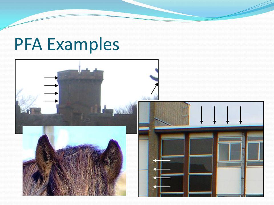 PFA Examples