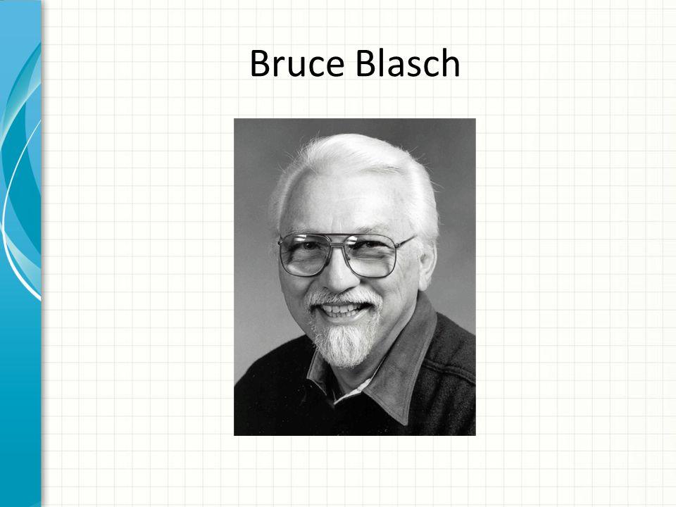 Bruce Blasch