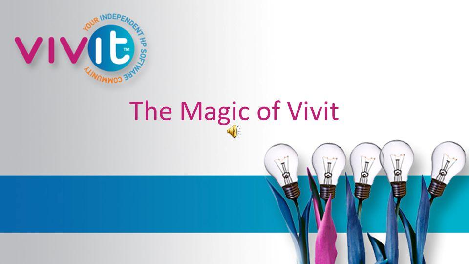 The Magic of Vivit