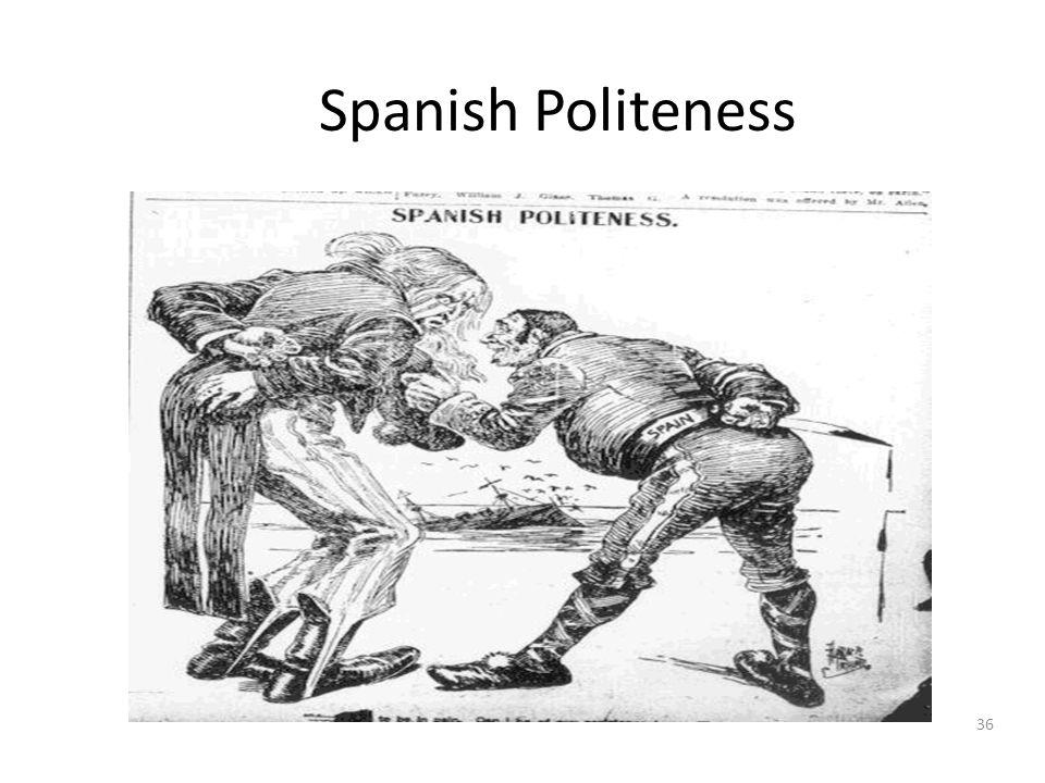 36 Spanish Politeness