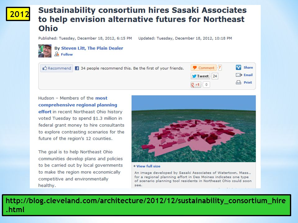 http://blog.cleveland.com/architecture/2012/12/sustainability_consortium_hire.html 2012