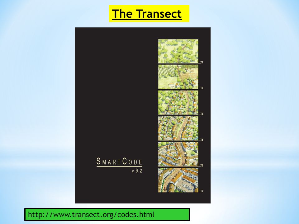 http://www.transect.org/codes.html The Transect