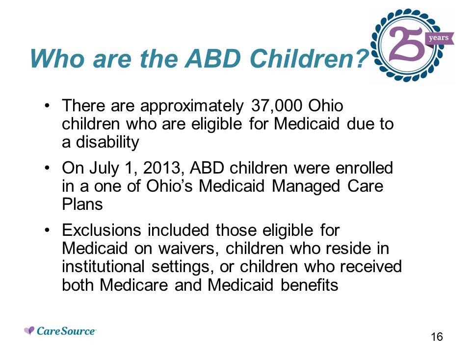 Who are the ABD Children.