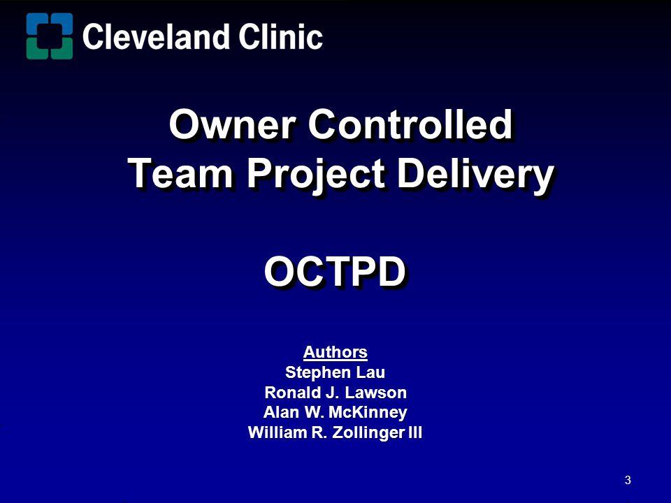 OCTPD Evolution 34