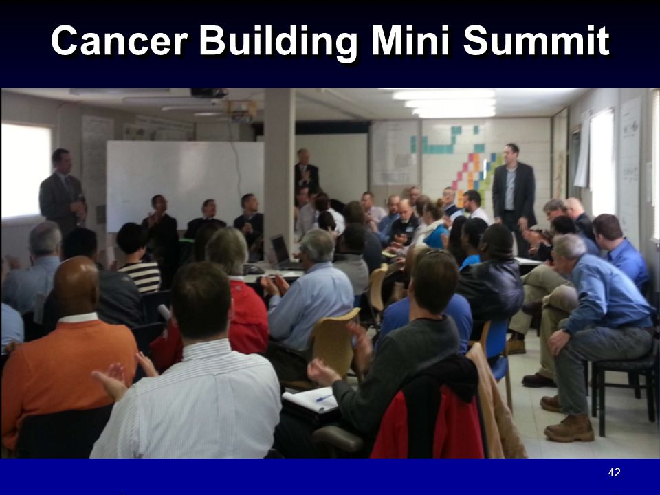Cancer Building Mini Summit 42