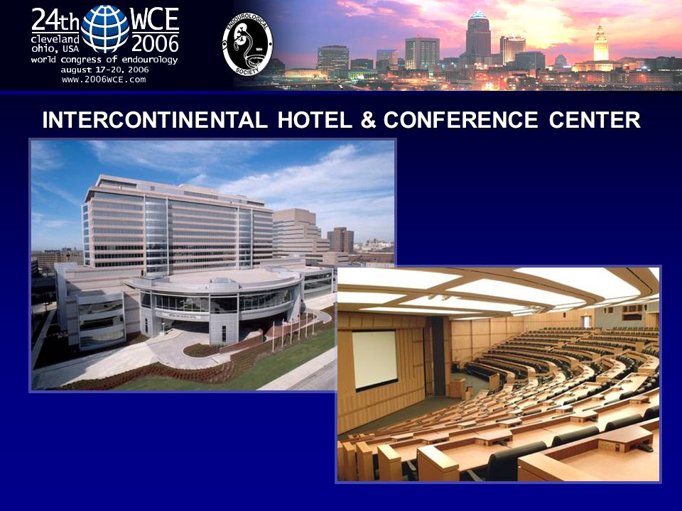 ` INTERCONTINENTAL HOTEL & CONFERENCE CENTER