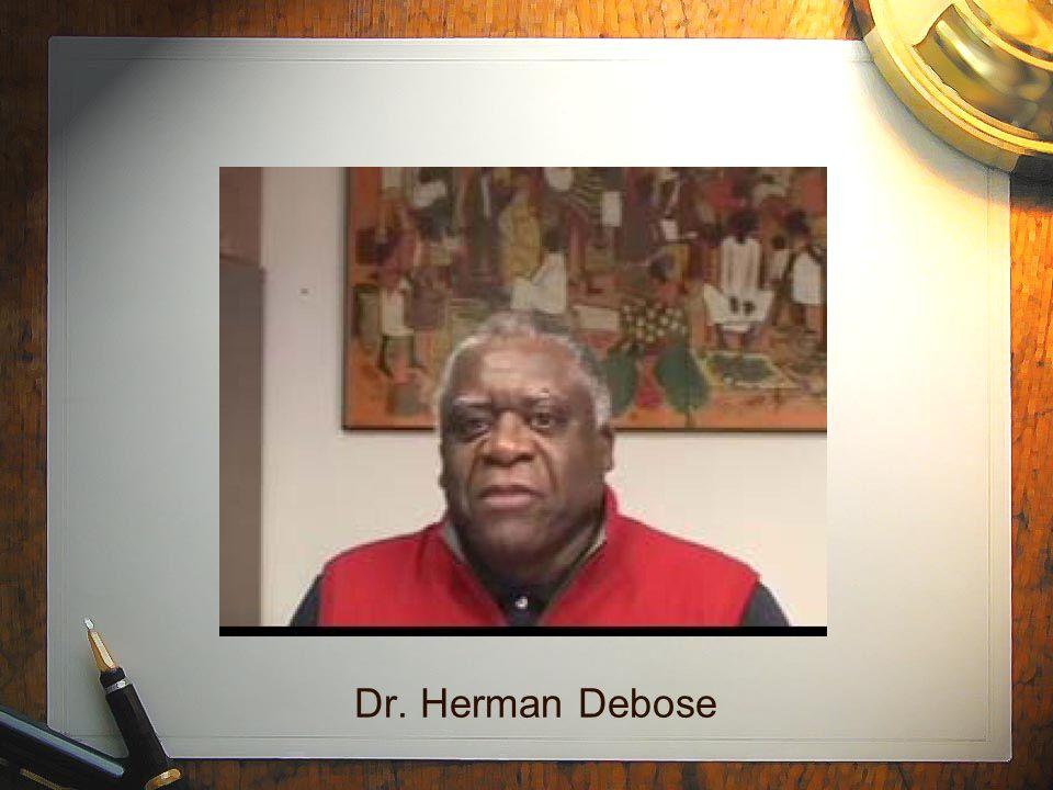Dr. Herman Debose