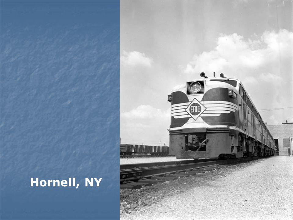Hornell, NY