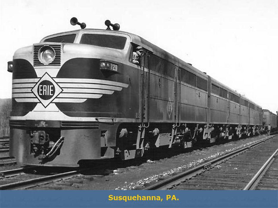 Susquehanna, PA.