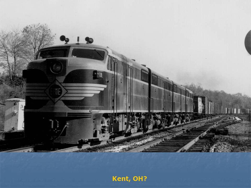 Kent, OH?