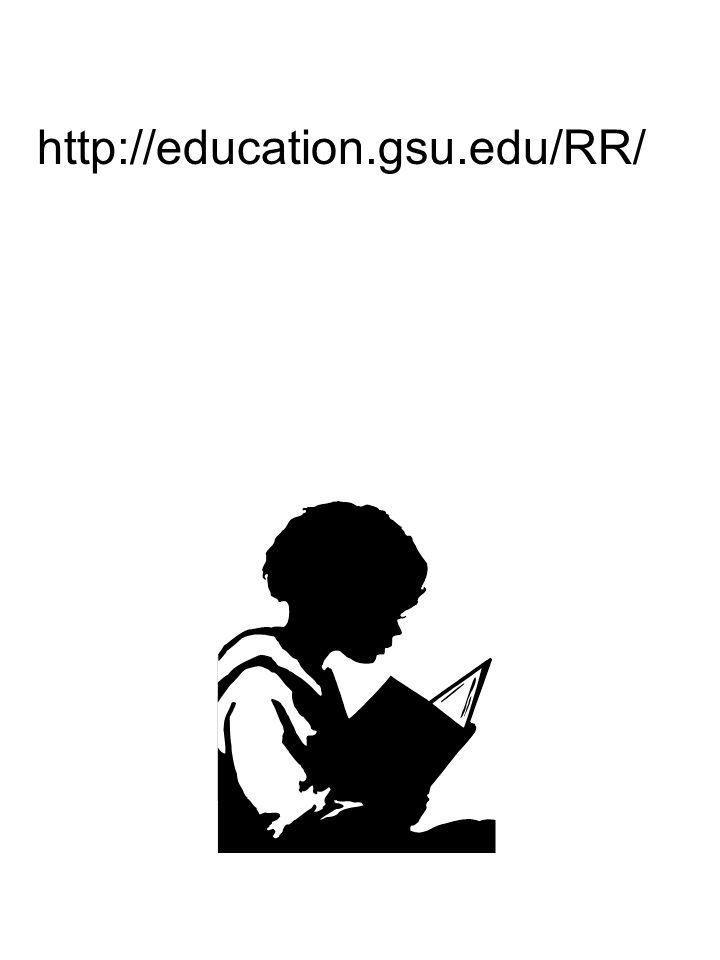 http://education.gsu.edu/RR/